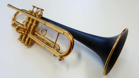 daCarbo Unica Bb Trumpet with Carbon Bell