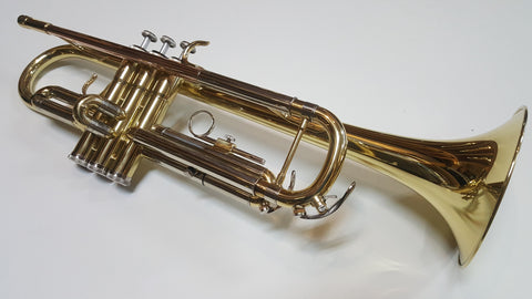 John Packer UK JP051 Bb Trumpet