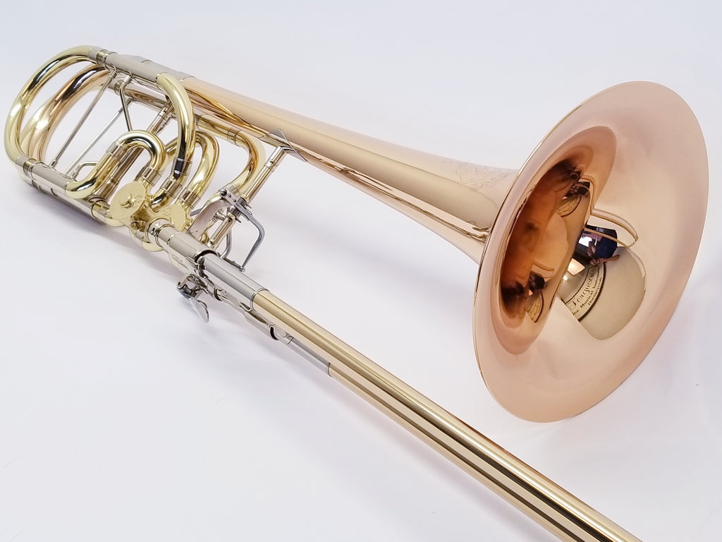 Conn Greenhoe 62HG Bass Trombone