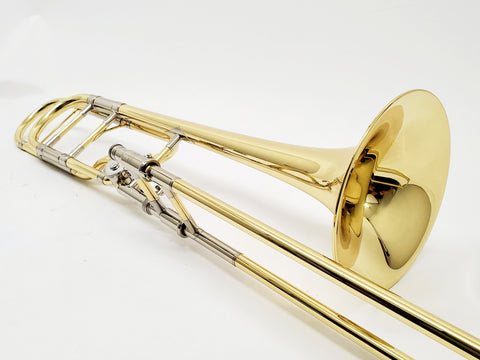 Yamaha Xeno YSL-882OR Tenor Trombone, Used