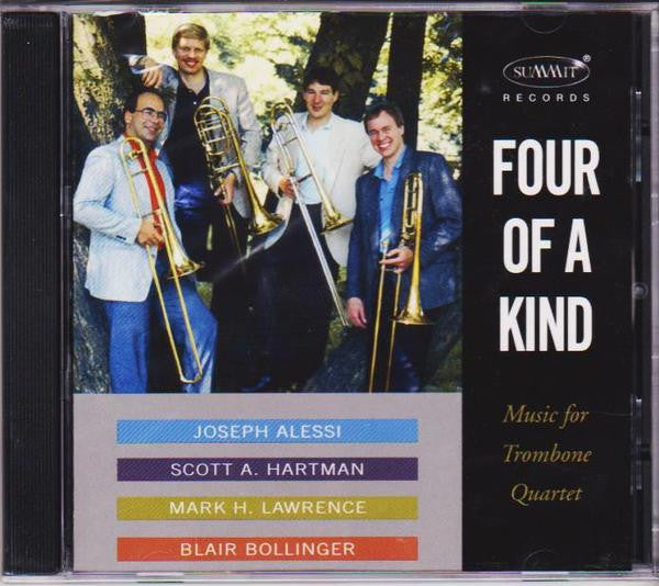Four of a Kind Vol. 1 - Joseph Alessi, Summit Records