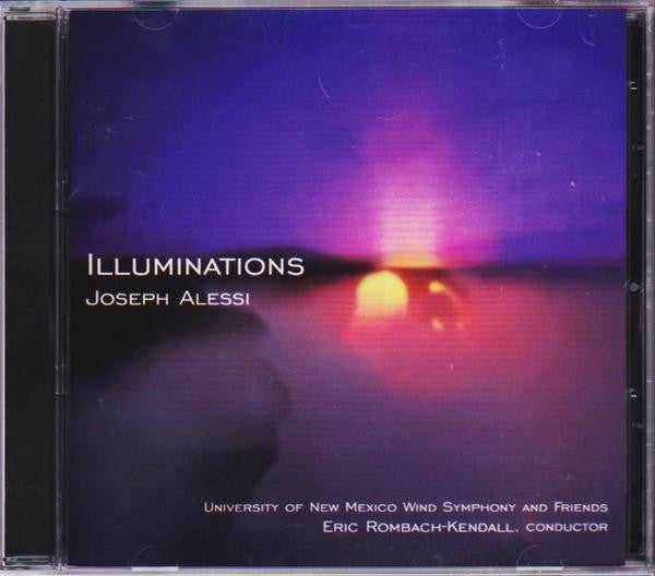 Illuminations - Joseph Alessi, Summit Records