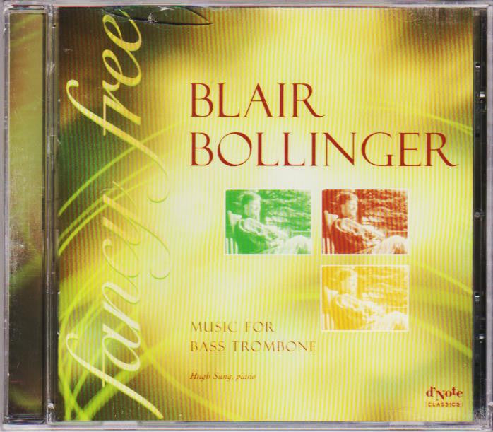Fancy Free - Blair Bollinger, D'Note Records