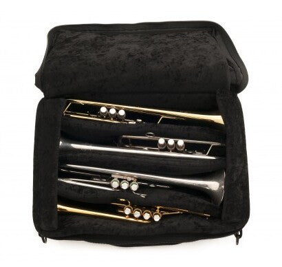 Brass Bags UK Quad Trumpet Backpack Case