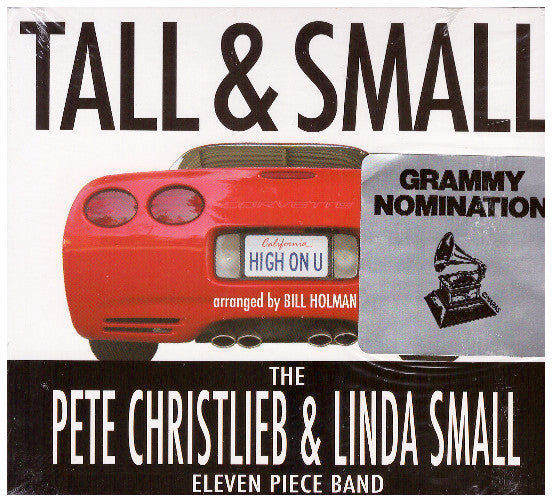 Tall & Small - Pete Christlieb & Linda Small