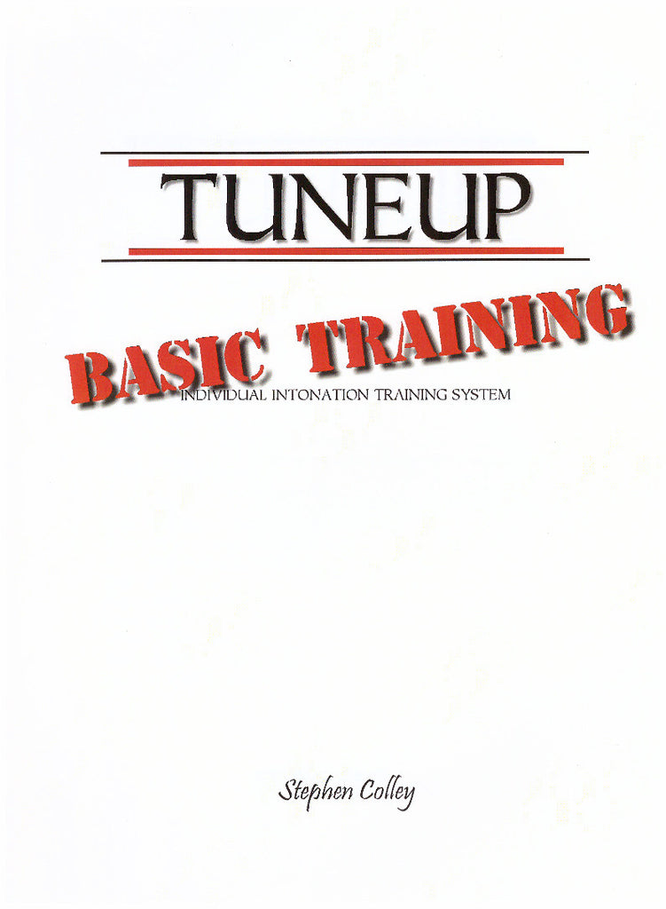 Tune Up Basic Training by Stephen Colley
