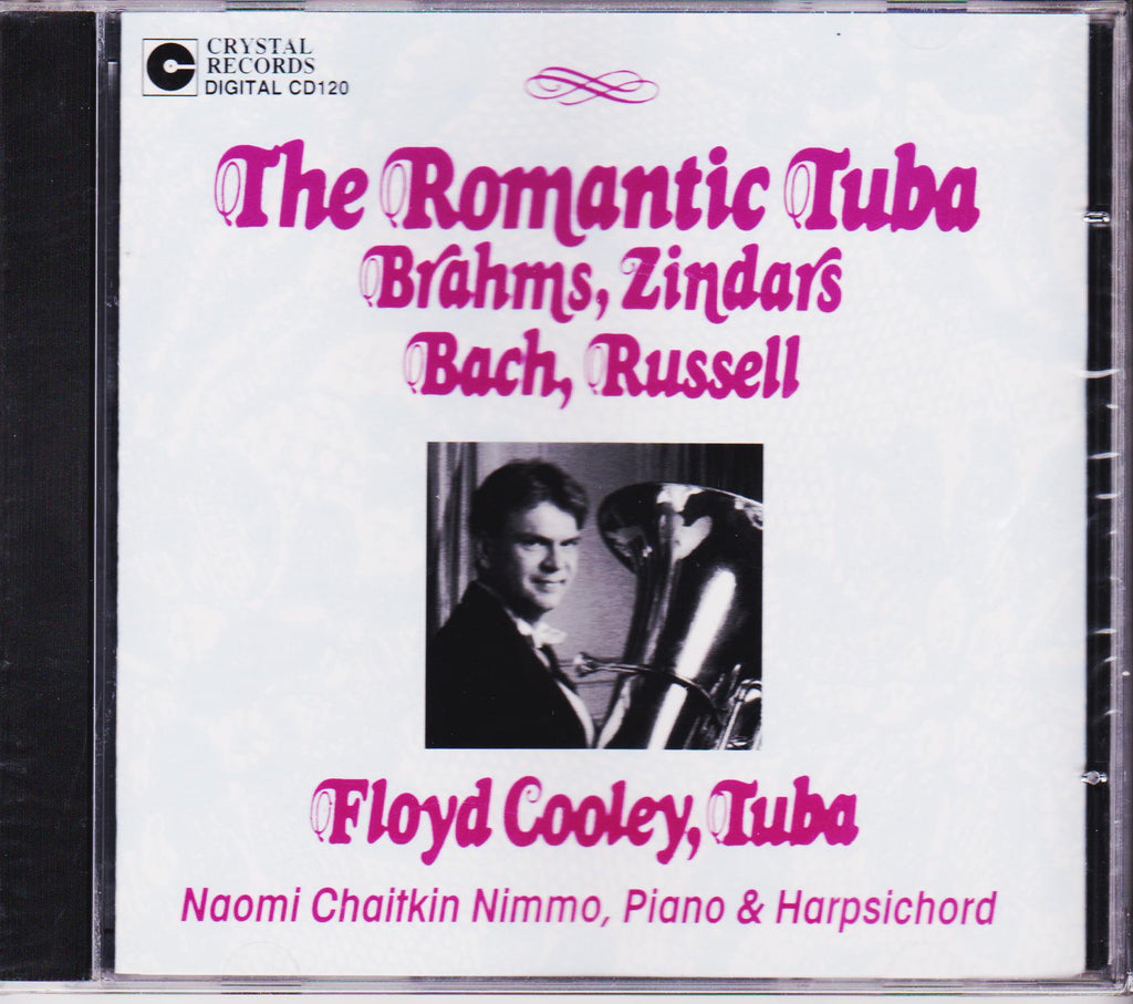 The Romantic Tuba - Floyd Cooley, Crystal Records