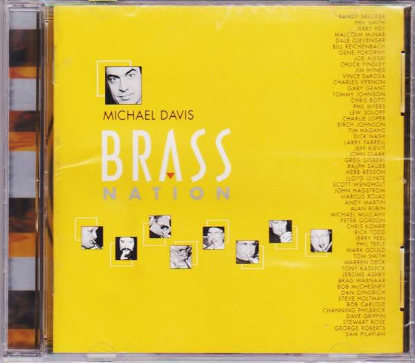 Brass Nation - Michael Davis, Hip-Bone Music