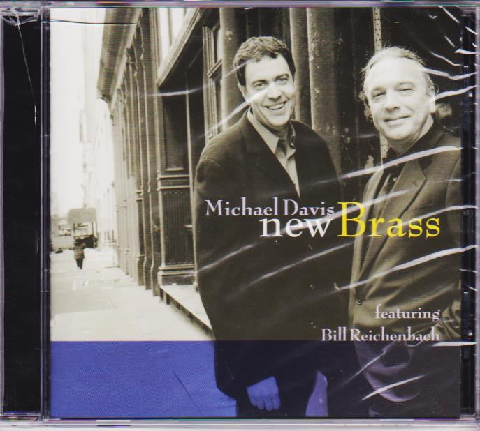 New Brass - Michael Davis, Hip-Bone Music