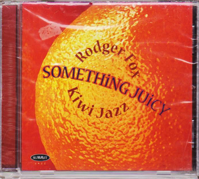 Something Juicy - Roger Fox, Summit Records