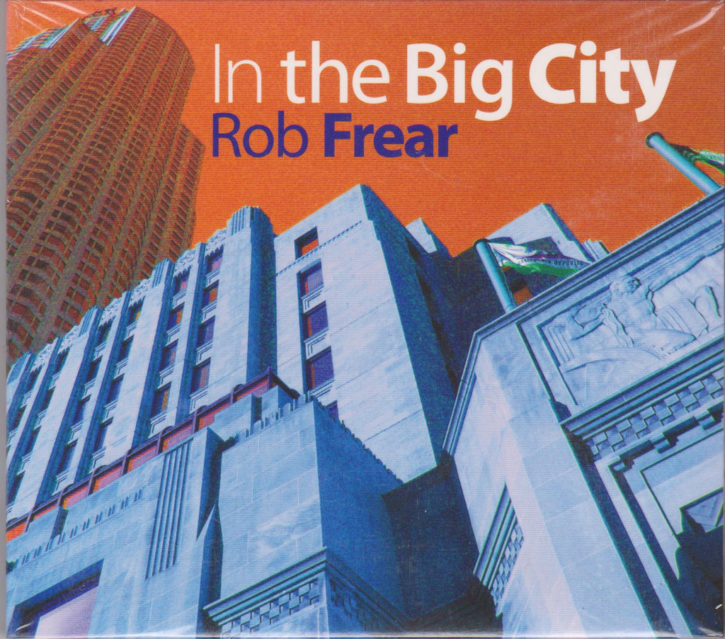 In The Big City - Rob Frear, Crown City Brass