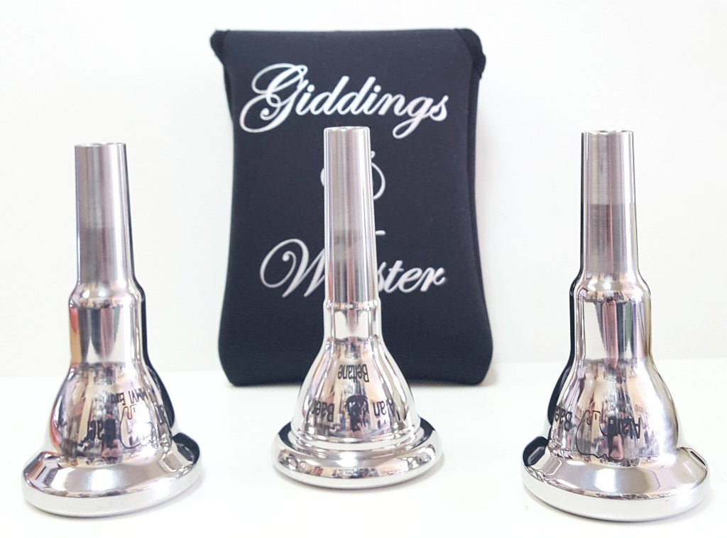 Giddings Alan Baer Signature Tuba Mouthpiece