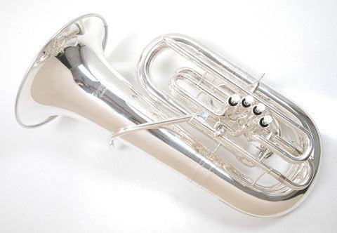 Gronitz PF125 Piston F Tuba, Custom Finish