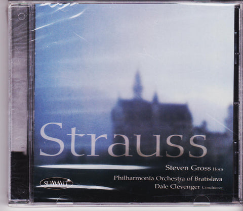 Strauss Concertos - Steven Gross, Summit Records