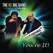 You're It - The H2 Big Band with Allen Hermann, Jazzed Media