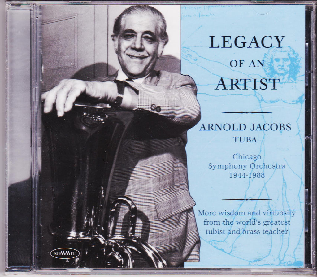 Legacy Of An Artist - Arnold Jacobs, Summit Records