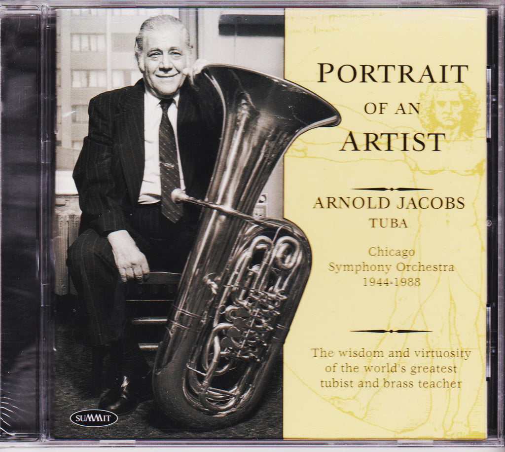 Portrait of an Artist - Arnold Jacobs, Summit Records