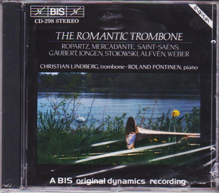 The Romantic Trombone - Christian Lindberg, BIS