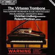 The Virtuoso Trombone - Christian Lindberg, BIS