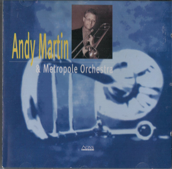 Andy Martin with the Metropole Orchestra, Mons Records