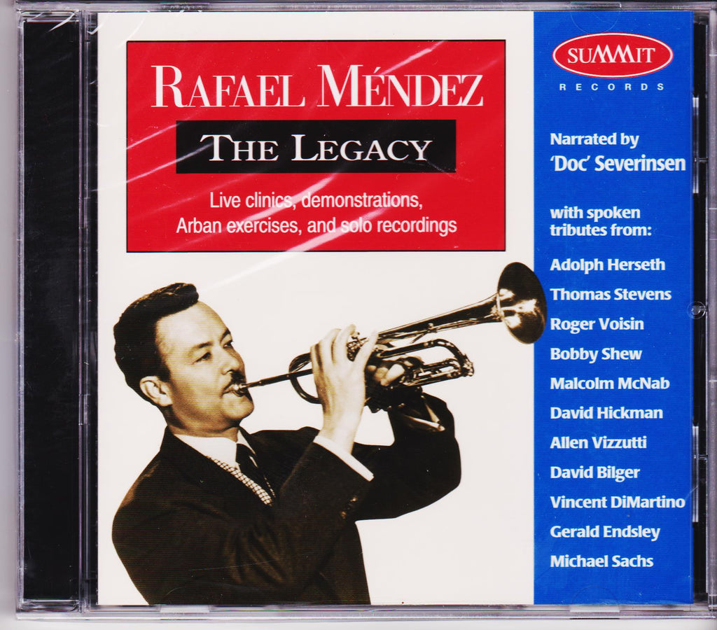 The Legacy - Rafael Mendez & Doc Severinsen, Summit Records