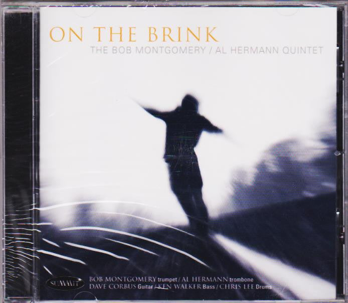 On The Brink - Bob Montgomery & Allen Hermann, Summit Records