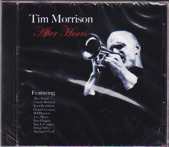 After Hours - Tim Morrison