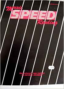 Music Speed Reading by David R. Hickman, pub. Trigram