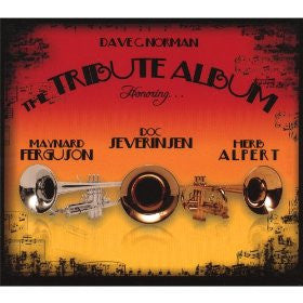The Tribute Album - Dave Norman, CDBY