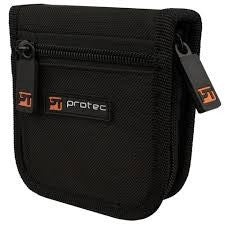 Protec A219ZIP Triple Trumpet Mouthpiece Pouch with Zipper Closure