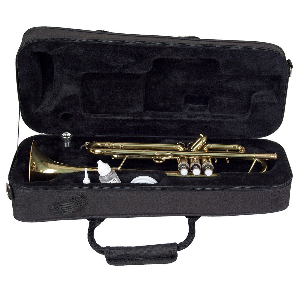 Protec MX301CT Contoured Trumpet Case Black