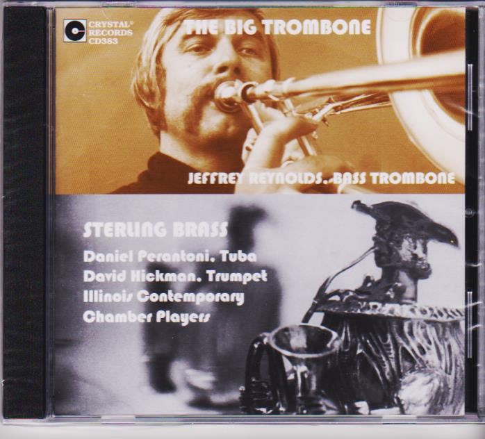 The Big Trombone - Jeff Reynolds, Crystal Records