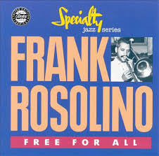 Free for All - Frank Rosolino, Ojc