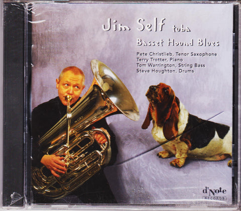 Basset Hound Blues - Jim Self, D'Note Records