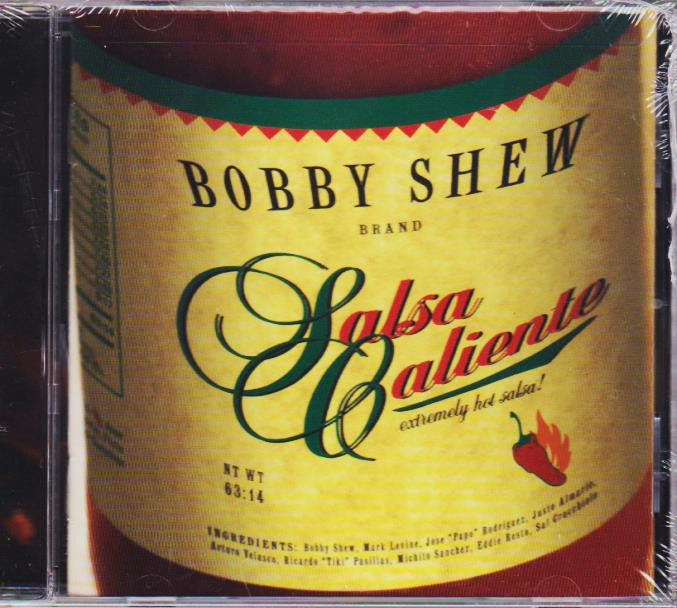 Salsa Caliente - Bobby Shew, Mama Foundation/ Summit Records