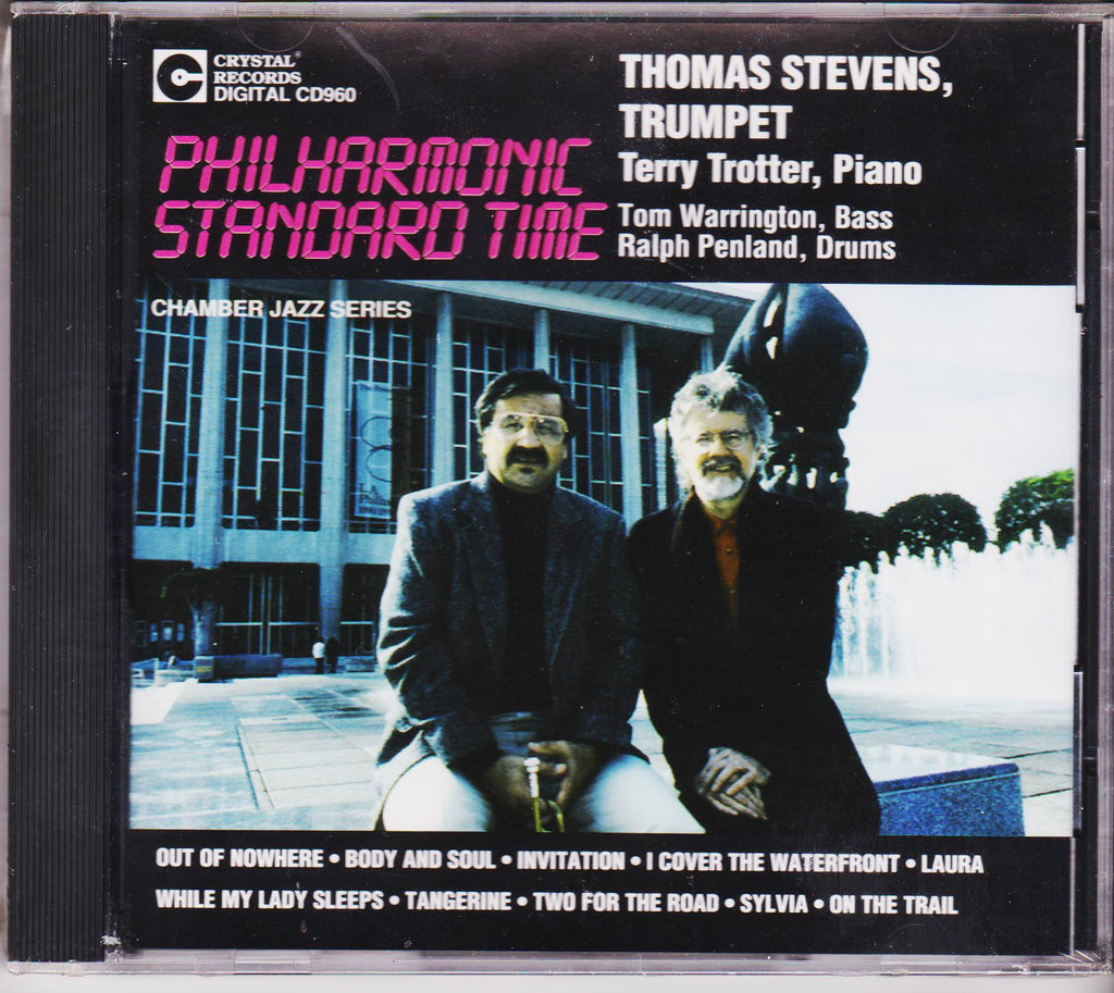 Philharmonic Standard Time - Thomas Stevens, Crystal Records