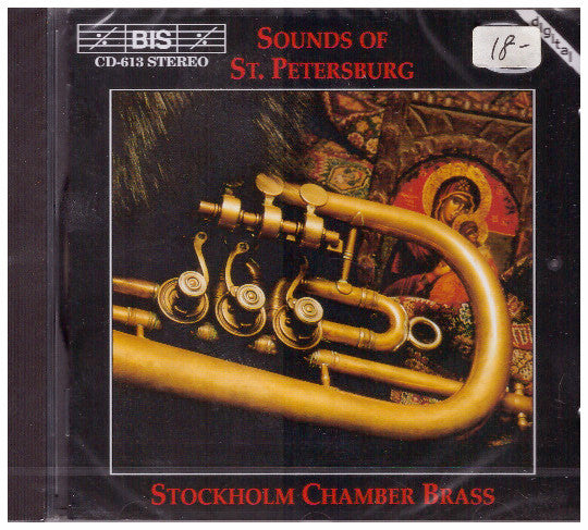 Sounds of St. Petersburg - Stockholm Chamber Brass, BIS