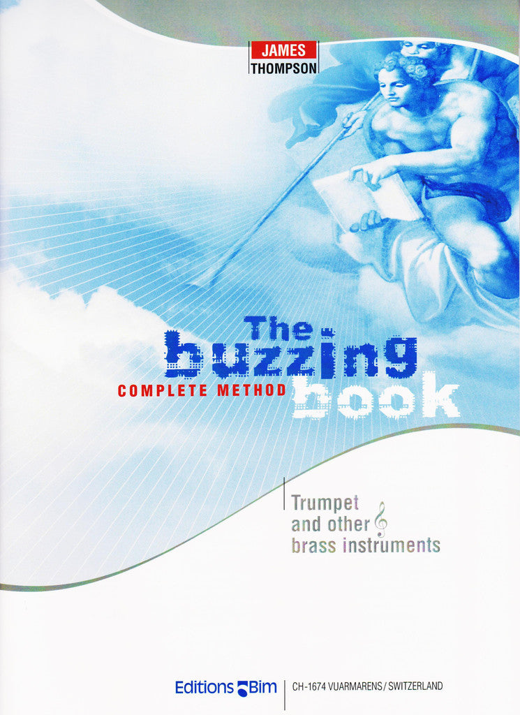 The Buzzing Book by James Thompson, pub. Bim