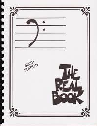 The Real Book - Volume I Bass Clef Edition Hal Leonard