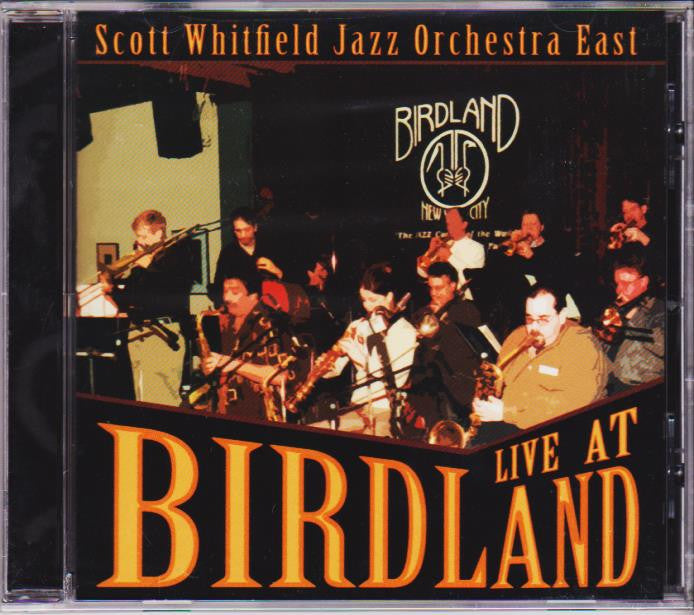 Live at Birdland - Scott Whitfield, Summit Records