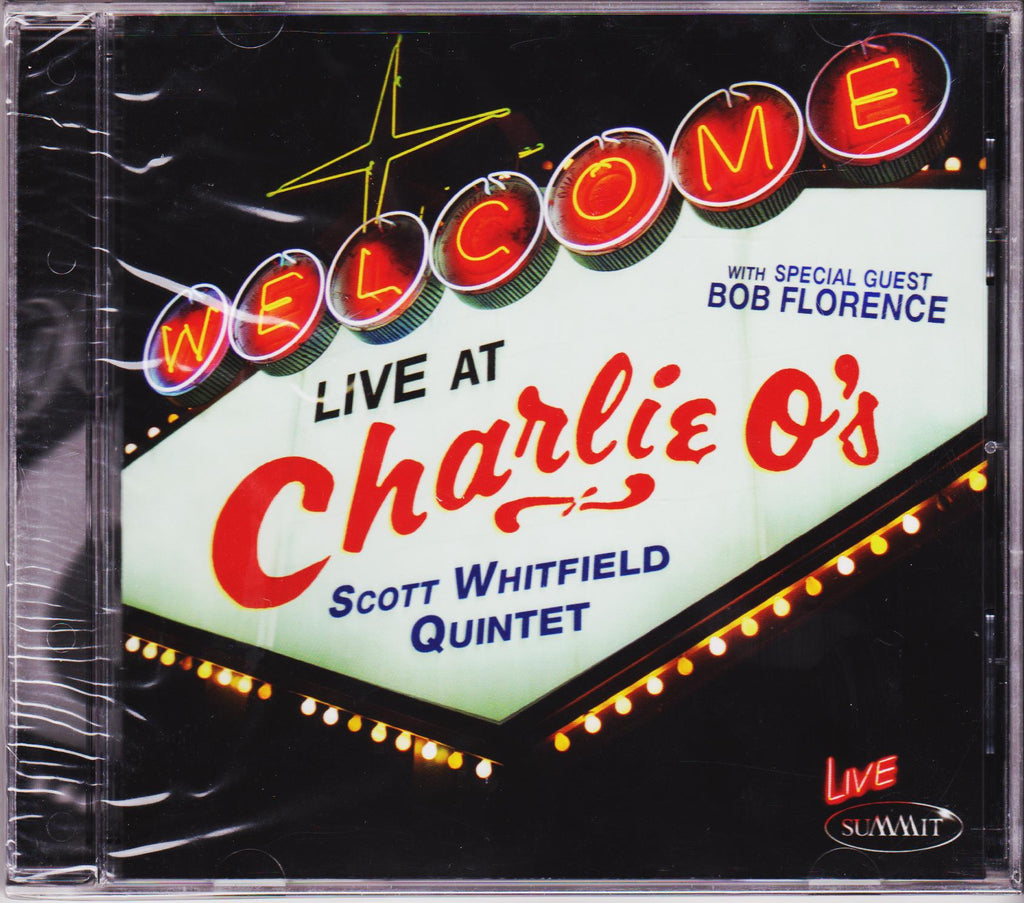 Live at Charlie O's - Scott Whitfield, Summit Records