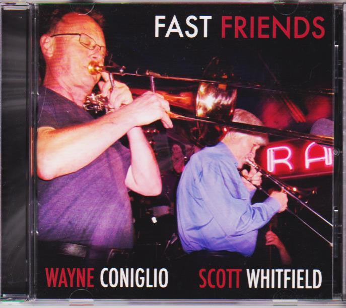 Fast Friends - Scott Whitfield and Wayne Coniglio, Summit Records