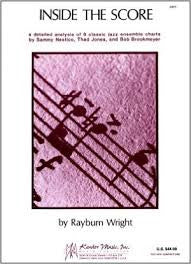 Inside The Score by Rayburn Wright, pub. Kendor Music