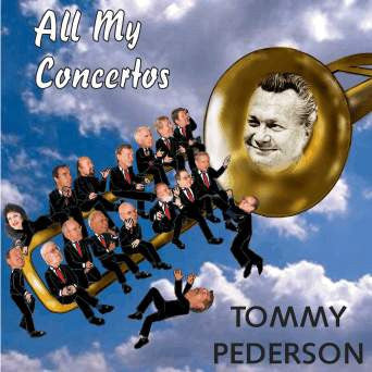 All My Concertos - Tommy Pederson, JDM Records