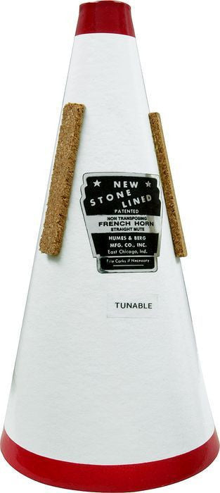 Humes & Berg Stonelined 134 Tunable Straight Mute for Horn