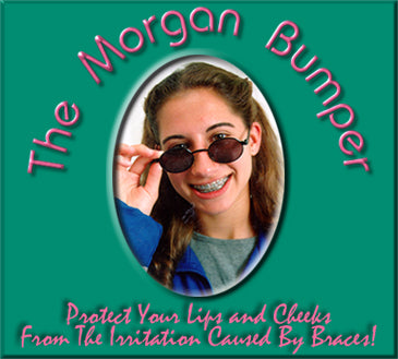 The Horn Guys - Morgan Bumper Lip Protector for Braces, Clear