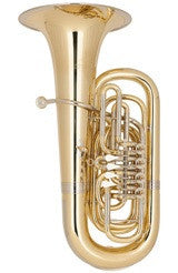 Miraphone 282 Rotary BBb Tuba Lacquer