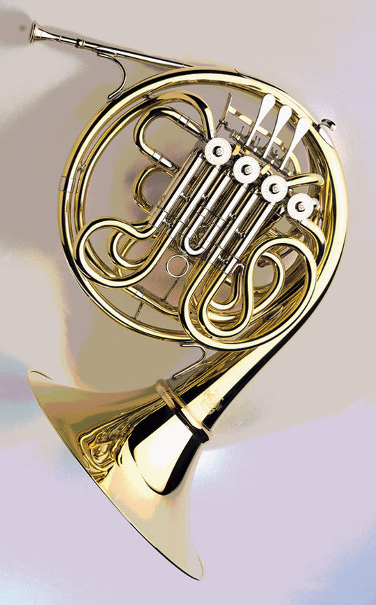 Paxman Model 23 Double Horn