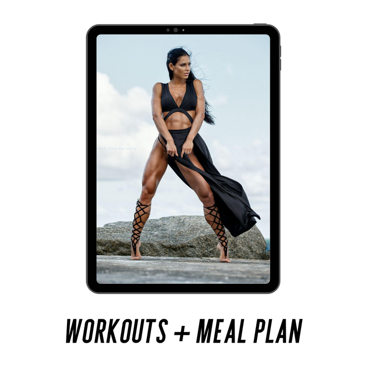 Unstoppable Workout Guide + Meal Plan