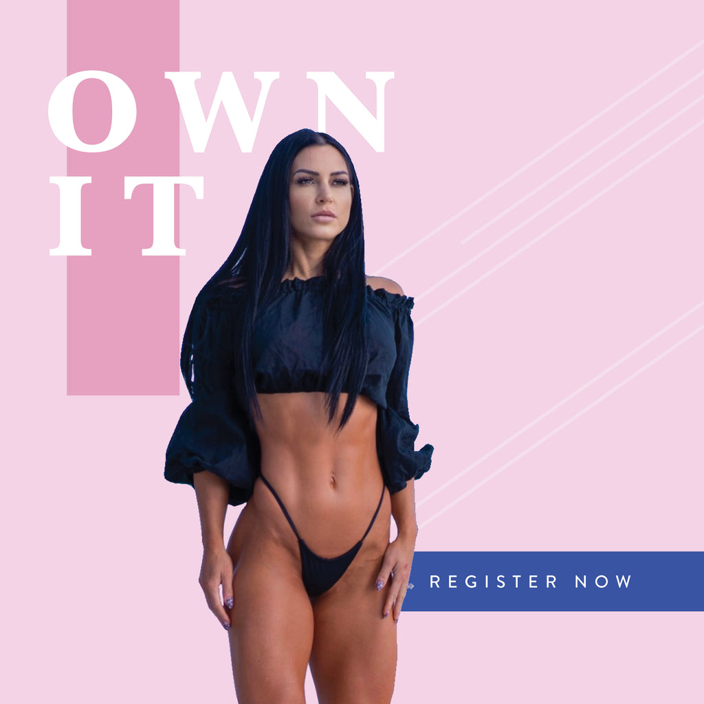 Own It FitQueen Challenge